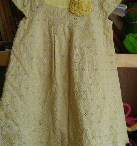 Платье для девочки 134 р.