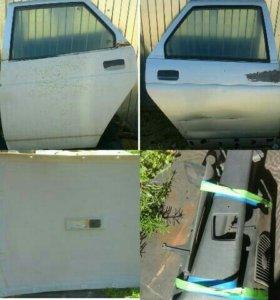 Дверь задняя левая, крышка багажника ВАЗ 2110