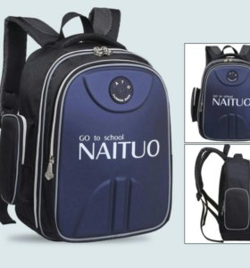 Новый.Школьный рюкзак-ранец Naituo-Англия.