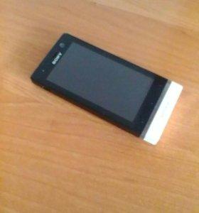 Телефон на восстановление. Sony Xperia