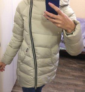 Зимний пуховик, 40-42 размер