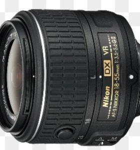 Объекти Nikon 18-55mm f/3.5-5.6G AF-S VR DX NIKKOR