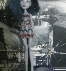 Куклы монстер хай эль иди и лагуна