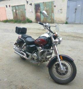 IrbiS Garpia 250