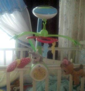 Детский мобиль chicco