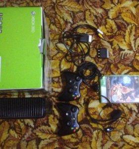Xbox 360 S 250gb 21 игра