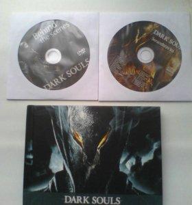 Artbook Dark Souls PS3