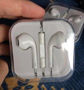 Наушники Apple EarPods (подделка)