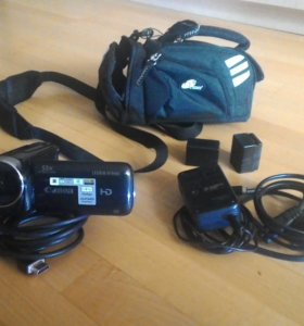 Видеокамера Canon LEGRIA HF R406