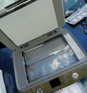 Принтер EPSON STYLUS PHOTO RX520