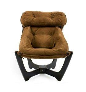 №845. Новое Кресло Dondolo 11 венге. Доставка