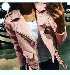 Новая кожанная курточка