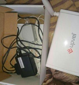 ADSL2+ Wi-Fi роутер