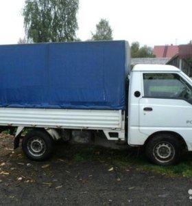 Любые перевозки (Hyundai Porter)