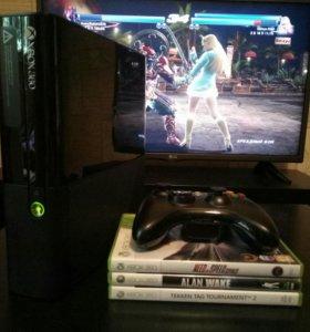 Xbox360e 500gb
