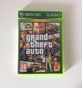 Игра GTA 4 для Xbox360
