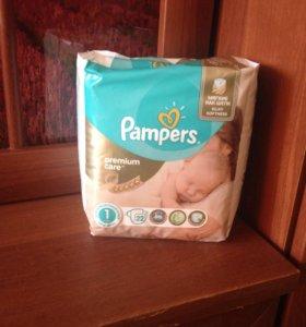 Подгузники Pampers для новорождённых