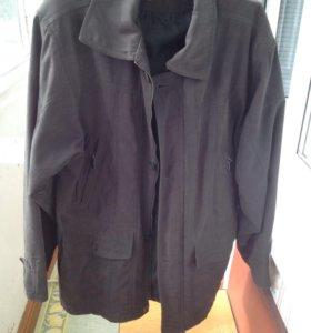 Куртка осенняя мужская новая