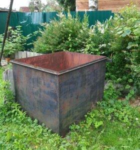 Куб металлический под любые нужды