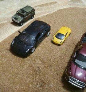 Модели авто