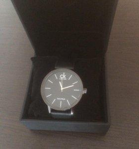 Часы Calvin Klein Black (унисекс)