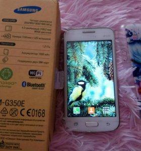 Смартфон Samsung SM-G350E