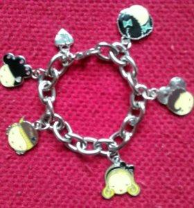Новый браслет для девочки