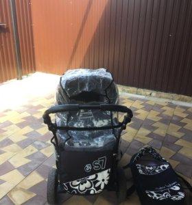 Детская коляска (лето-зима)