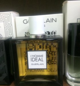 Подделка✅Tester Guerlain L'Homme Ideal 100 ml