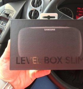 Блютуз колонка Samsung level box slim