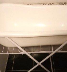 Ванночка + сушилка