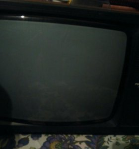 Телевизор ч/б новый, уже раритет