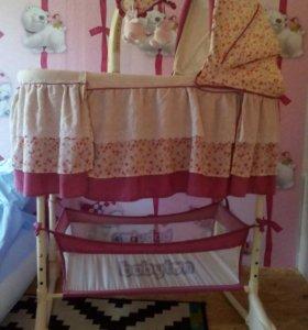 Колыбель кроватка Babyton