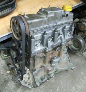 Двигатель на ваз 2108-2115 8ми кл.