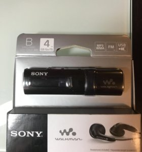 Плеер Sony Walkman