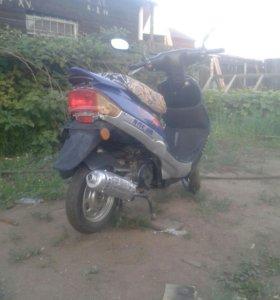 Мопед ( Racer - 75 куб )