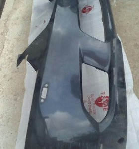 Бампер передний Honda Accord 8 рестайлинг