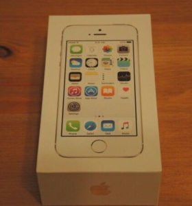 Iphone 5s 16 Gb, silver