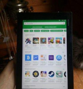 планшет Sony Xperia tablet z lte 16 gb