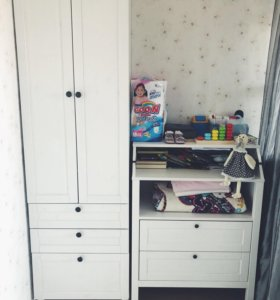 Детский платяной шкаф IKEA