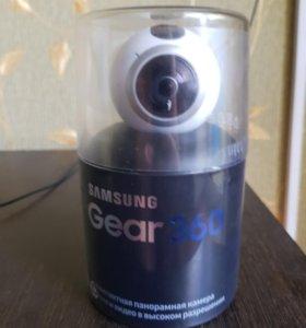 Камера Gear 360°