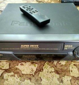 Продам видеомагнитофоны Sharp и Panasonic