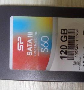 SSD Диск 120 GB