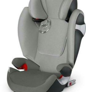 Автокресло Cybex Solution M-Fix Manhattan Grey