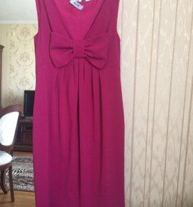 Платье Moschino!