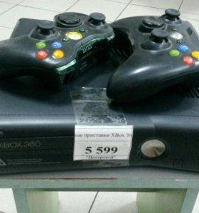 Б21 Игровые приставки XBox 360