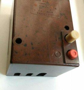 Выключатель автоматический 50А