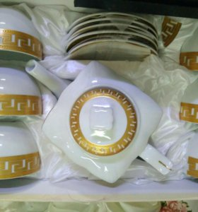 Чайный набор 13 предметов.