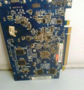 Видеокарта RADEON HD4650