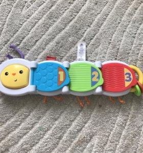 Развивающая игрушка fisherPrice